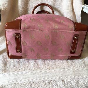 Dooney & Bourke Bags - DOONEY AND BOURKE MAXI QUILT CHELSEA SHOPPER/PINK